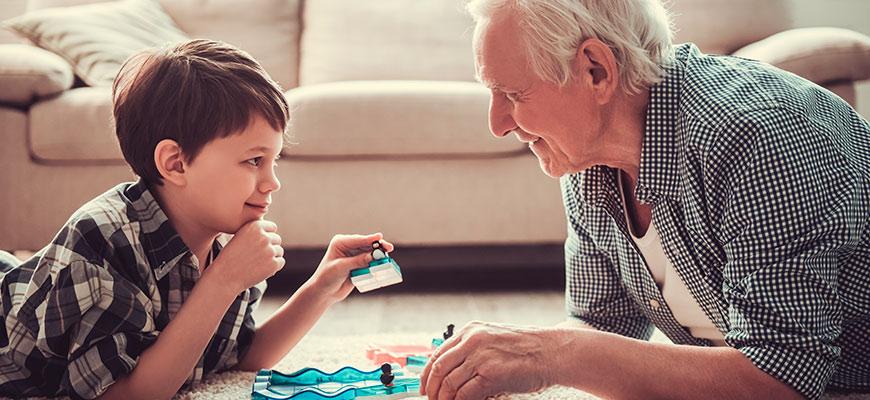 Los mayores: un pilar que sustenta nuestra sociedad