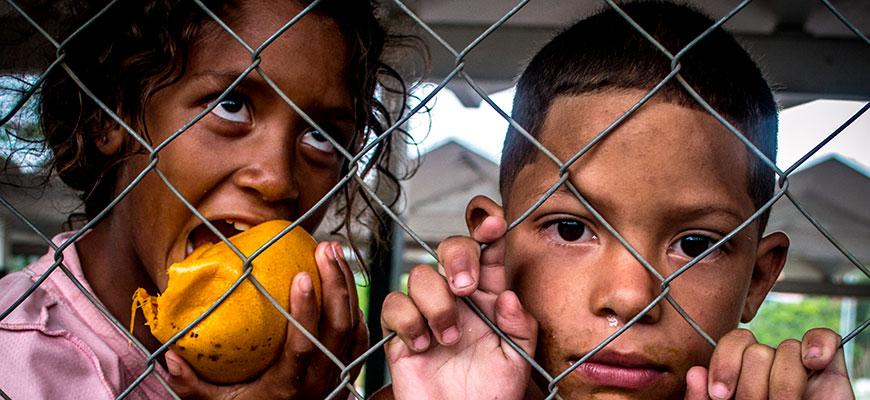 La olla solidaria en Venezuela