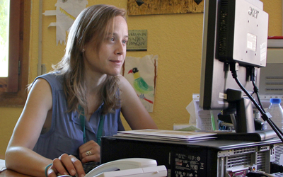 Entrevistamos a Inma Martín directora de la Residencia de menores -San Francisco de Asís- del Pardo.