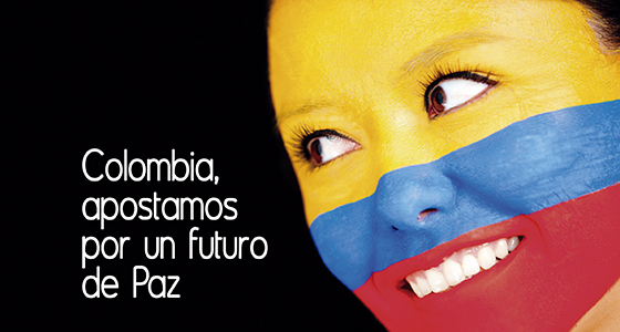 Colombia, apostamos por un futuro de Paz