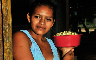 SERCADE siembra Solidaridad en el año Internacional de la Agricultura Familiar