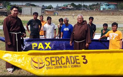 SERCADE proyecta la construcción de 100 barcas en Filipinas
